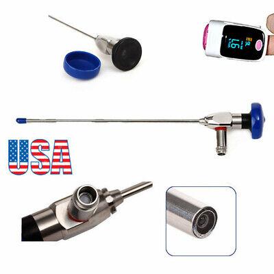 Us 0 Endoscope Camera Ear Otoscope 2.7x108mm 2.7mm108 0 Degree Rigid Gift