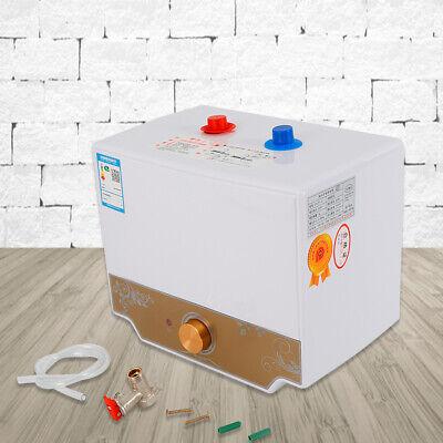 220V eléctrico Calentador de Agua Instantáneo caldera termotanque para cocina 8L