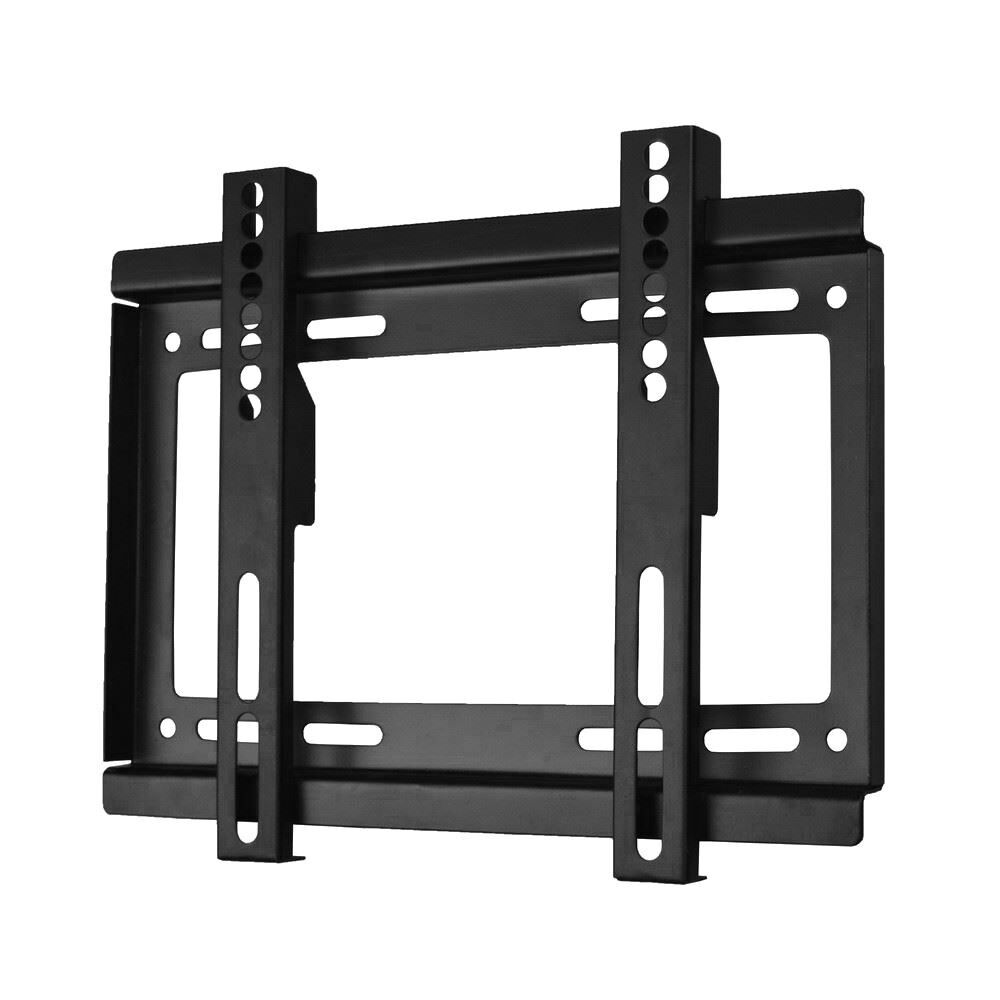 TV WALL BRACKET MOUNT FIXED 17 - 37 WITH ALL FIXINGS ( SMALL FRAME ...