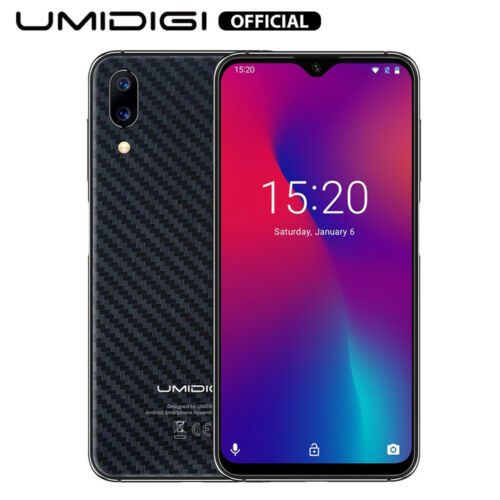 Android Phone - UMIDIGI One Max Global Version 4GB+128GB 4150mAh Smartphone NFC Wireless Charge