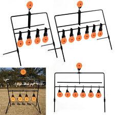 Cible de tir avec 4 + 1 cibles à réinitialisation automatique Jeu de tir