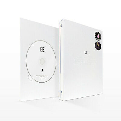 BTS - BE (Essential Edition) Album+On Pack Poster+Extra Hologram Photocards Set