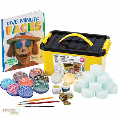 SNAZAROO FACE PAINTERS FACE PAINTING (Kits Face Painters)