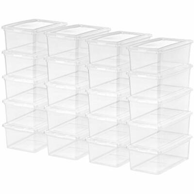 Clothing & Closet Storage - IRIS USA, Inc. CNL-5 Box, Quart,
