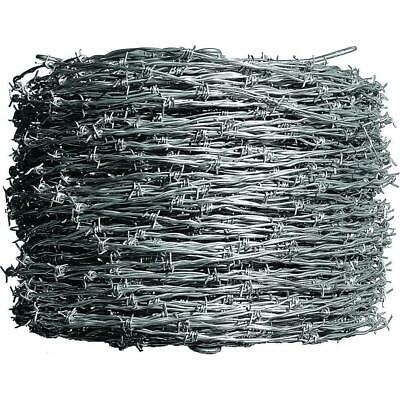 Farmgard Barbed Wire Fencing 1320 Ft. 12.5-gauge Durable Galvanized