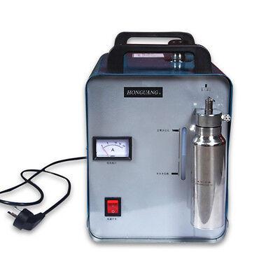 75L H160 Ossigeno Idrogeno Generatore FIAMMA Acrilico HHO Lucidatore+PISTOLE usato  Spedire a Italy