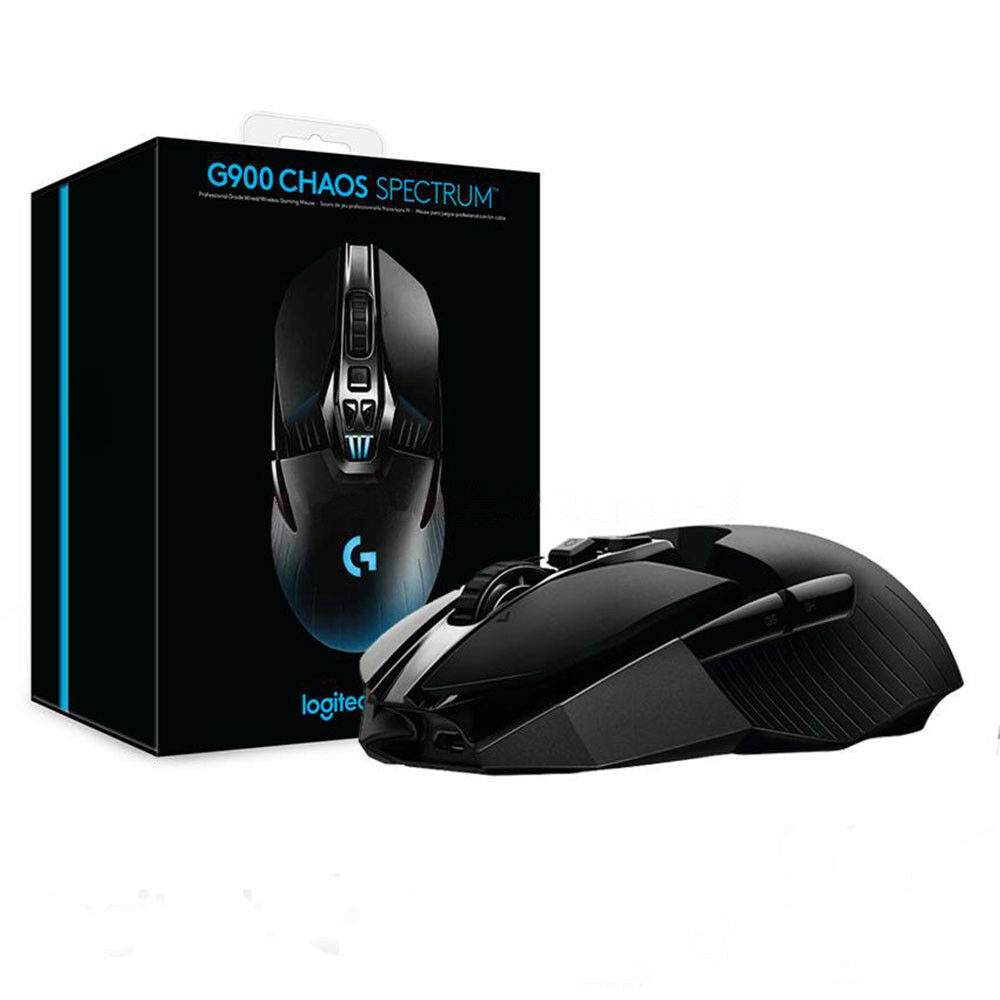 Logitech G900 Chaos Spectrum Professional Grade Wired Wireless Gaming Mouse Item Description