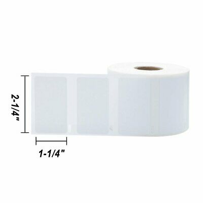 6 Rolls Dymo Compatible 30334 Multipurpose Labels For Labelwriters