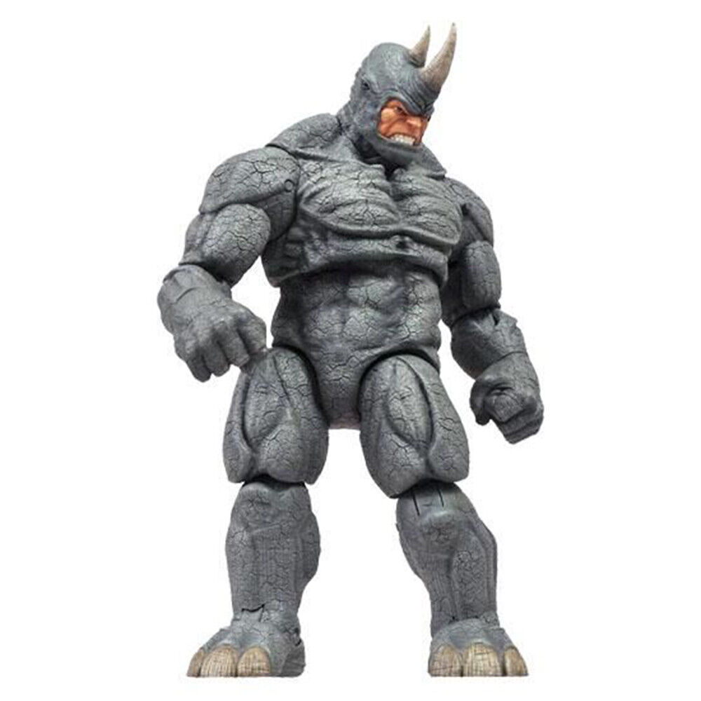 The Amazing Spider-Man 2 Marvel Select Rhino 9″ Action Figure Toy Gift Bulk USED Action Figures