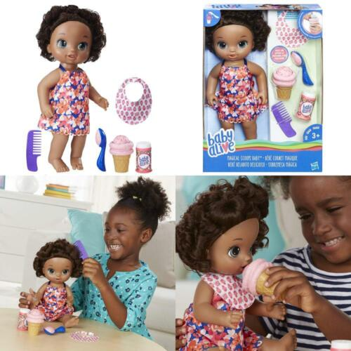 Baby Alive Magical Scoops Baby Doll - African American