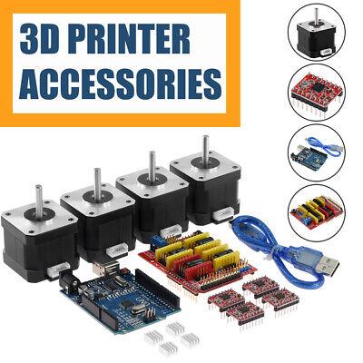 Cnc Shielduno R3 Board4xa49884401 Stepper Motor Driver For Arduino 3d Printer