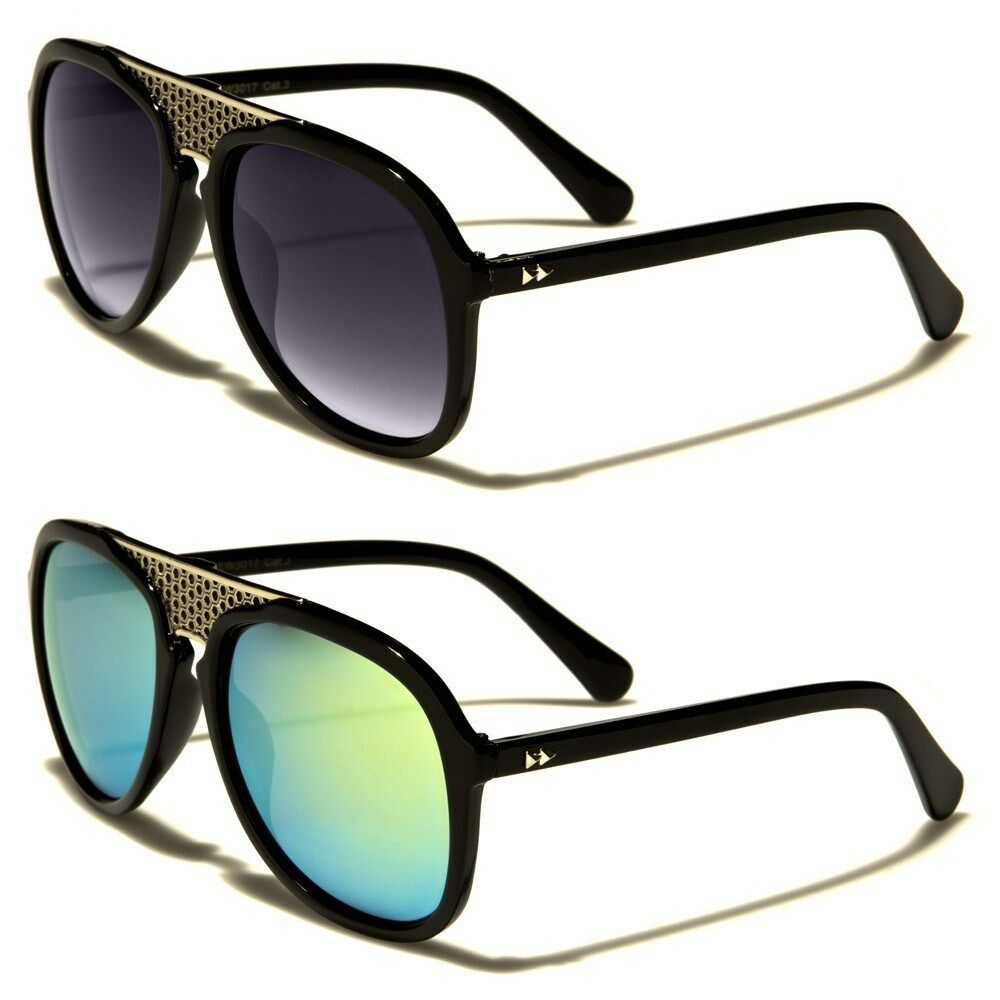 Retro Rewind Vintage Aviator Sunglasses Designed for Men and