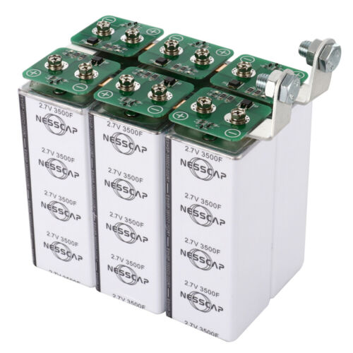 NESSCAP hybrid supercapacitor battery super capacitor 16v super capacitor power