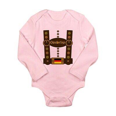 CafePress Oktoberfest Lederhosen Baby Bodysuit