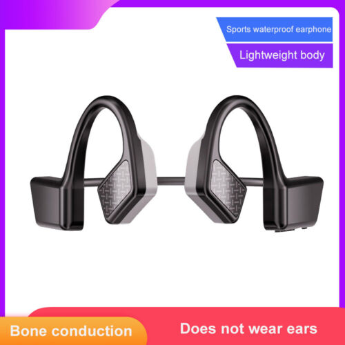 Open Ear Bluetooth Wireless Bone Conduction Headphones Ear-H