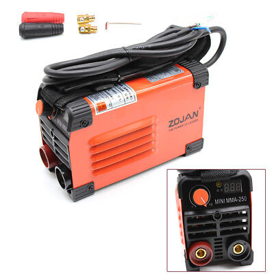 Mini Handheld Mma Electric Welder 220v 20-160a Inverter Arc Welding Machine Tool