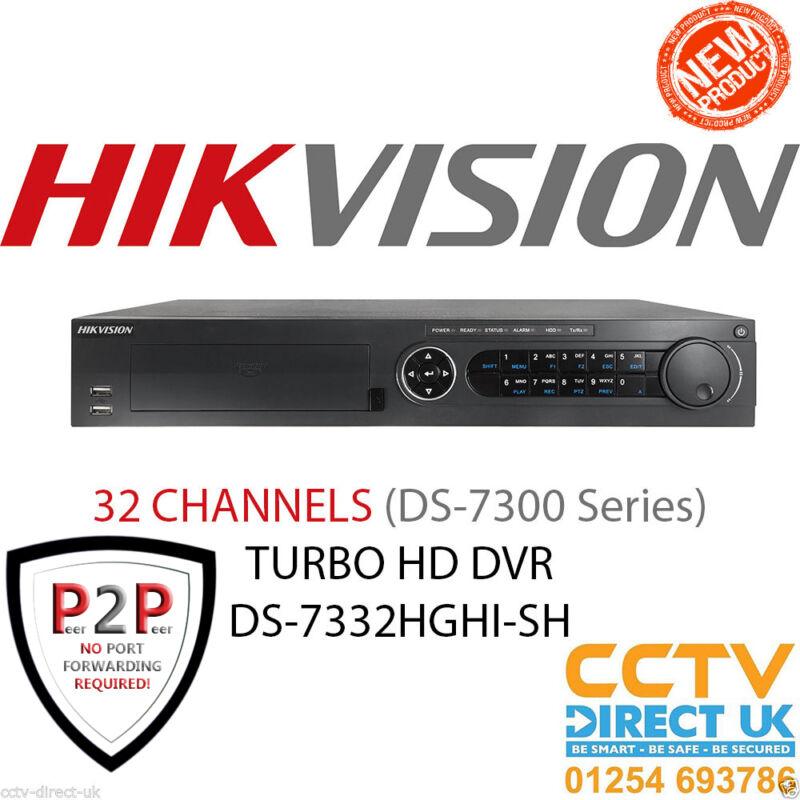 Hikvision 32 Channels DS-7300 Series