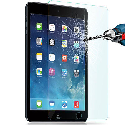 TEMPERED GLASS Screen Protector for iPad 2 3 4 5th 6th Air Mini 7.9 Pro 9.7 10.5 (Ipad 4 Screen Protector)