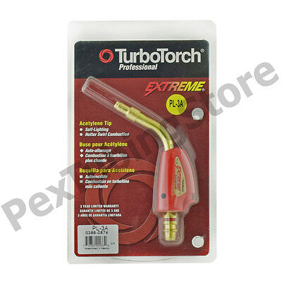 TurboTorch 0386-0874 PL-3A Replacement Tip, Air Acetylene, Self Lighting