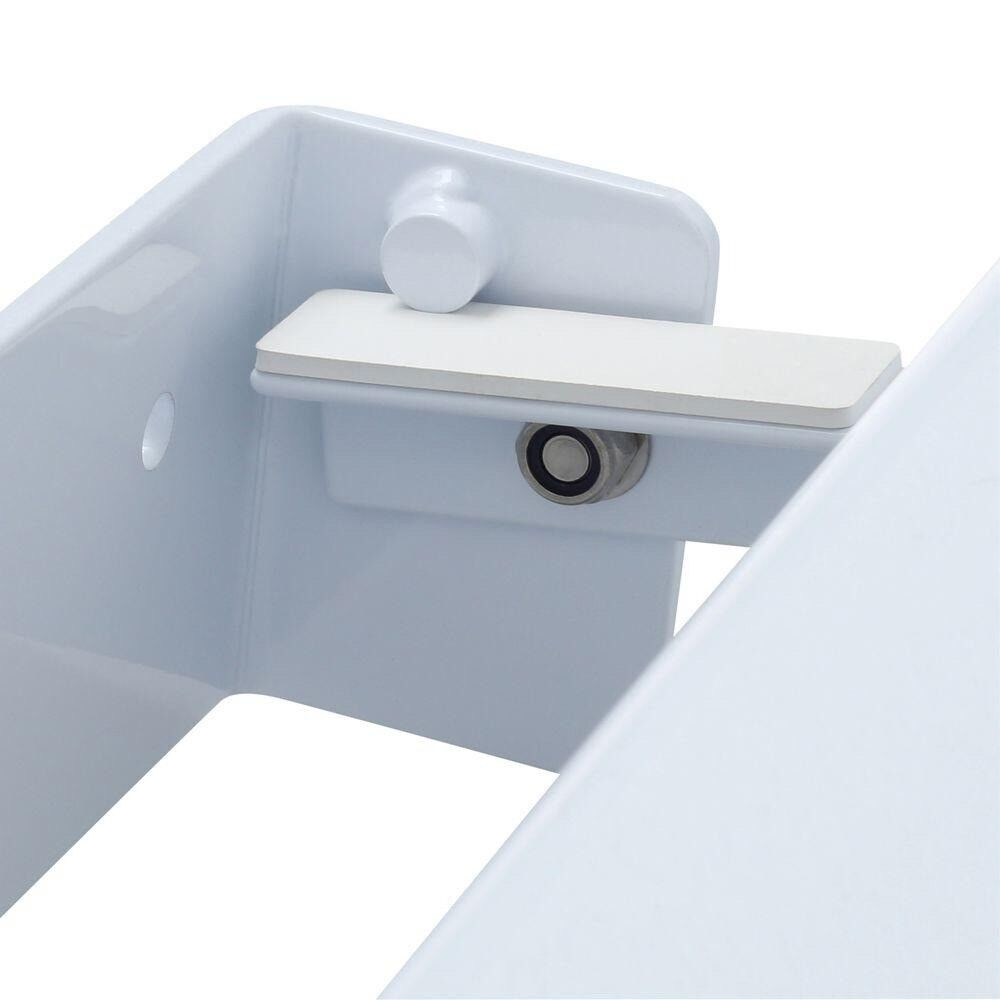 Croydex Wall Mounted Fold Away Shower Seat in White | in Earley ...