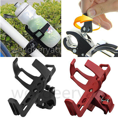 Bicycle Water Bottle Cage Drink Cup Holder Rack Mountain Bike Cycling Parts