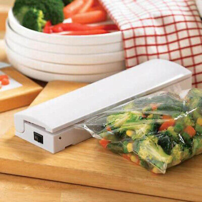 Food Vacuum Sealer Saver Machine Home Sealing System Meal Fresh Saver Packing for sale  Shipping to Nigeria