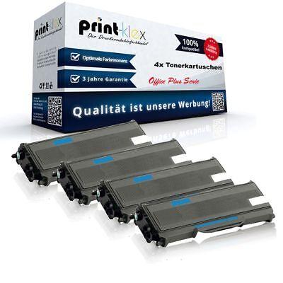 Lj2200 Drucker (4x Kompatibel XL Toner für Lenovo LJ2200 Drucker Toner)