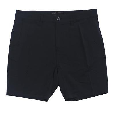 Jet Nylon Shorts (Oakley FP STORM Shorts Size 34 L Large Jet Black Mens Casual Dress Walkshort)