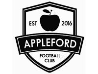 Men's Football Manager/Coach WANTED! (1st Team)