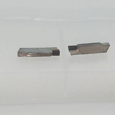 2pcs Mgmn200-g Cbn Insert Diamond Inserts Carbide Bits For Steel Polycrystalli