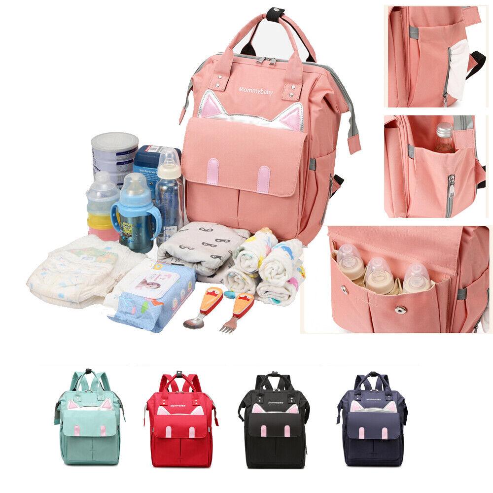 diaper bags backpack for baby boys girls