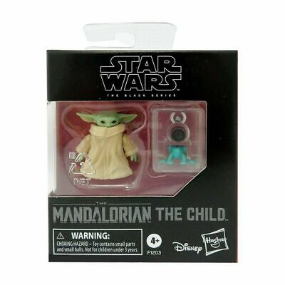 Star Wars The Black Series Mandalorian The Child Figure - New in Stock Now