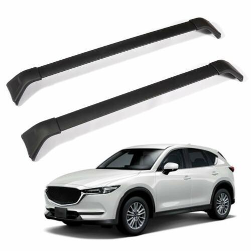 Genuine Mazda CX5 2017-2019 Roof Rack Cross Bars OE OEM 0000-8L-R07