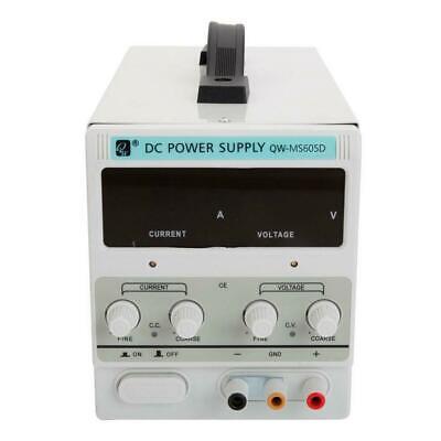0-5a 0-60v 10a 30v Lab Adjustable Dc Power Supply Line Variable Digital Voltage