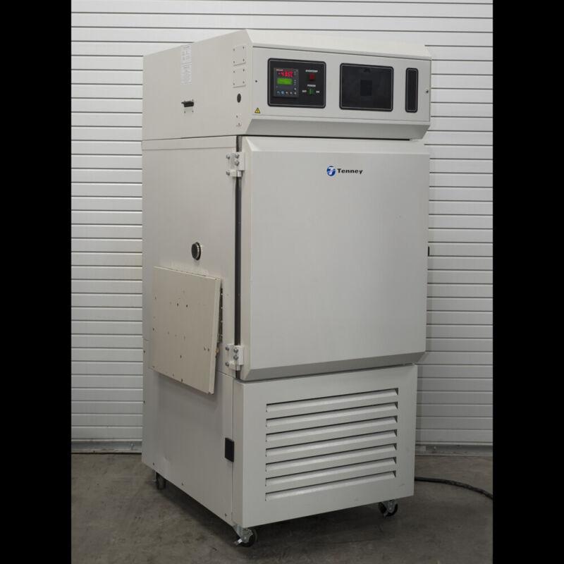TPS Tenney T10S-1.5 Environmental Chamber 208V / 1PH / 60Hz (-40 to 200C) R-404A
