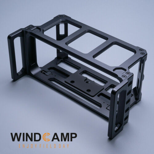 NEW WINDCAMP ARK-705 Shield case Carry Cage for ICOM 705 IC-705