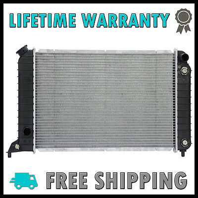 1531 New Radiator For Chevrolet S10 94-03 GMC Sonoma 94-03 Isuzu Hombre 2.2 L4