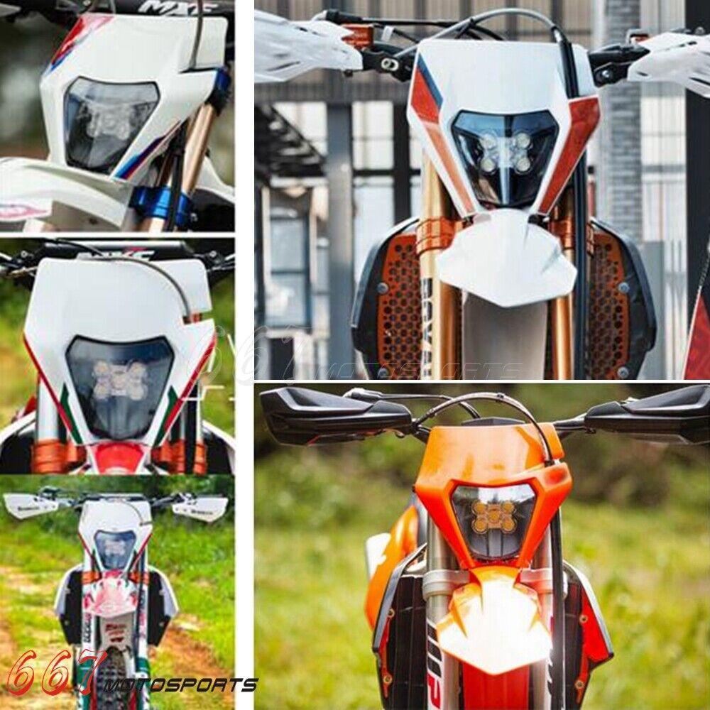 For KTM EXC XCF XCW SXF 250 300 350 450 Six Day Supermoto