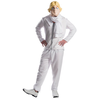 Mens Despicable Me 3 Dru Halloween Costume ()
