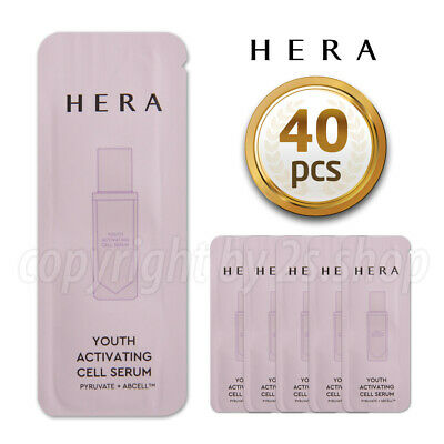 HERA YOUTH ACTIVATING CELL SERUM 1ml x 40pcs