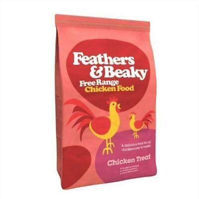 Feathers & Beaky Free Range Layers Pellets Delicious Chicken Premium Food 5kg