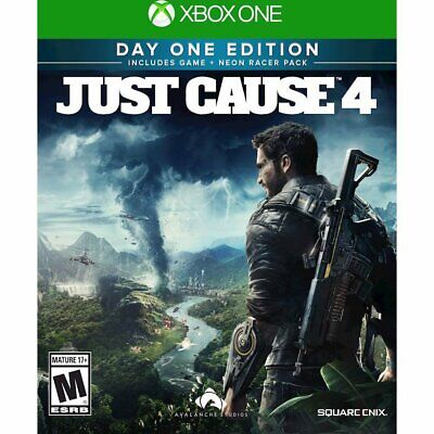 Just Cause 4 - Xbox One NEW