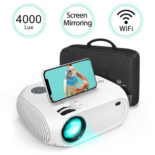 VANKYO LEISURE 450 4000 Lux Full HD 1080p Mini Projector 170