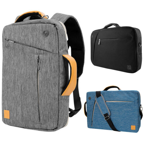 convertible tablet backapck messenger travel school bag
