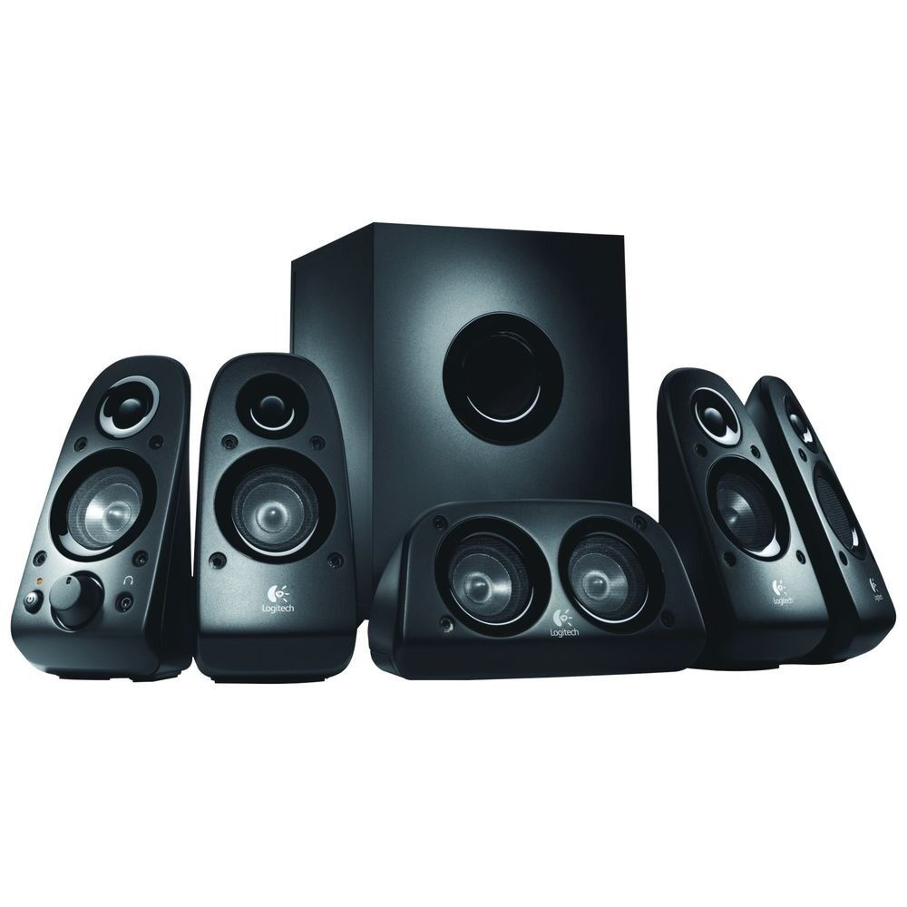 Logitech Z506 Surround Sound Wired Speaker System in Southse