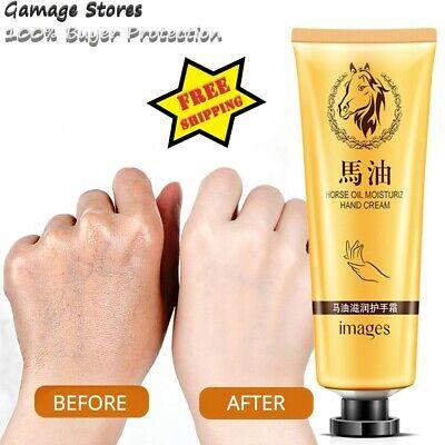 Skin Whitening Cream Moisturizing Anti-Aging Horse Oil Repair Hand Cream Care De Anti Aging Hand Care