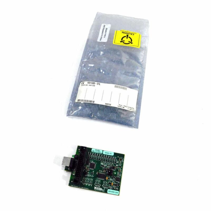 National Instruments 193132-01L OEM Replacement PCB For USB-6009 I/O DAQ