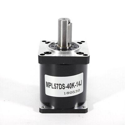 Gear Ratio 401 Nema 23 Planetary Gearbox Geared Stepper Motor Low Noise