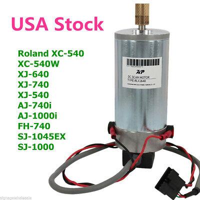 24v 50w Generic Roland Scan Motor For Xc-540 Xj-640 Xj-740 Us Stock