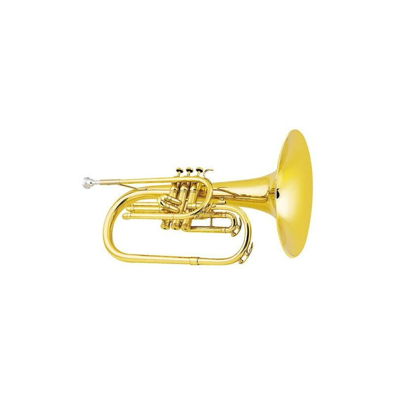 1121 Ultimate Series Marching F Mellophone